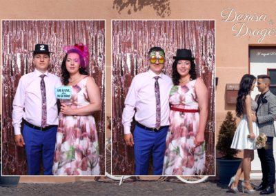 Cabina Foto Showtime - Magic Mirror - Nunta - Denisa & Dragos - Pro Marriage Park Ramnicu Valcea - Event Factory (16)