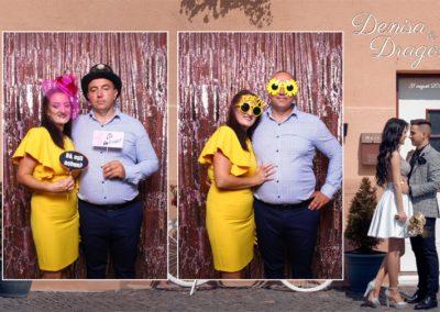 Cabina Foto Showtime - Magic Mirror - Nunta - Denisa & Dragos - Pro Marriage Park Ramnicu Valcea - Event Factory (17)