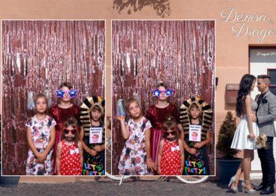Cabina Foto Showtime - Magic Mirror - Nunta - Denisa & Dragos - Pro Marriage Park Ramnicu Valcea - Event Factory (18)