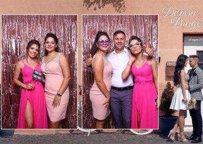 Cabina Foto Showtime - Magic Mirror - Nunta - Denisa & Dragos - Pro Marriage Park Ramnicu Valcea - Event Factory (2)