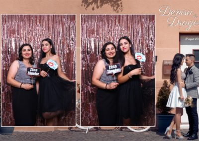 Cabina Foto Showtime - Magic Mirror - Nunta - Denisa & Dragos - Pro Marriage Park Ramnicu Valcea - Event Factory (20)