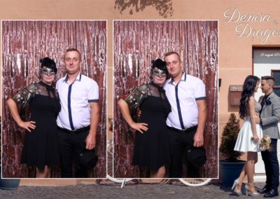Cabina Foto Showtime - Magic Mirror - Nunta - Denisa & Dragos - Pro Marriage Park Ramnicu Valcea - Event Factory (21)