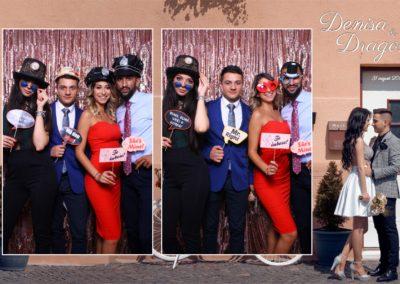 Cabina Foto Showtime - Magic Mirror - Nunta - Denisa & Dragos - Pro Marriage Park Ramnicu Valcea - Event Factory (22)
