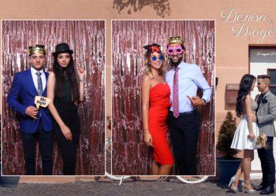 Cabina Foto Showtime - Magic Mirror - Nunta - Denisa & Dragos - Pro Marriage Park Ramnicu Valcea - Event Factory (23)