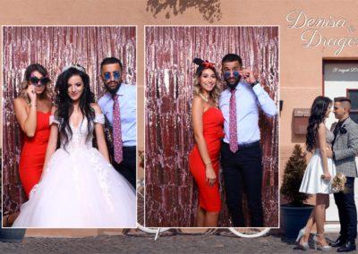 Cabina Foto Showtime - Magic Mirror - Nunta - Denisa & Dragos - Pro Marriage Park Ramnicu Valcea - Event Factory (24)