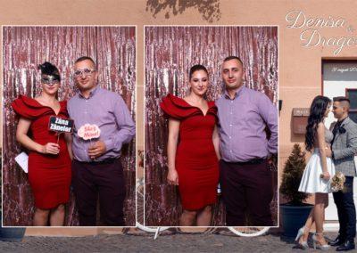 Cabina Foto Showtime - Magic Mirror - Nunta - Denisa & Dragos - Pro Marriage Park Ramnicu Valcea - Event Factory (25)
