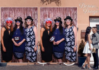 Cabina Foto Showtime - Magic Mirror - Nunta - Denisa & Dragos - Pro Marriage Park Ramnicu Valcea - Event Factory (27)
