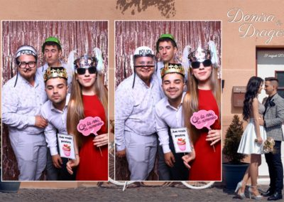 Cabina Foto Showtime - Magic Mirror - Nunta - Denisa & Dragos - Pro Marriage Park Ramnicu Valcea - Event Factory (29)