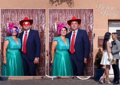 Cabina Foto Showtime - Magic Mirror - Nunta - Denisa & Dragos - Pro Marriage Park Ramnicu Valcea - Event Factory (3)