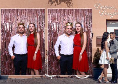 Cabina Foto Showtime - Magic Mirror - Nunta - Denisa & Dragos - Pro Marriage Park Ramnicu Valcea - Event Factory (30)