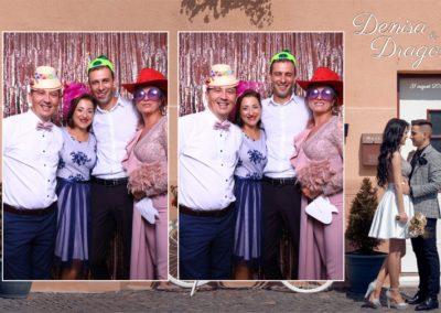Cabina Foto Showtime - Magic Mirror - Nunta - Denisa & Dragos - Pro Marriage Park Ramnicu Valcea - Event Factory (36)