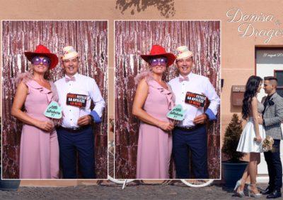 Cabina Foto Showtime - Magic Mirror - Nunta - Denisa & Dragos - Pro Marriage Park Ramnicu Valcea - Event Factory (37)