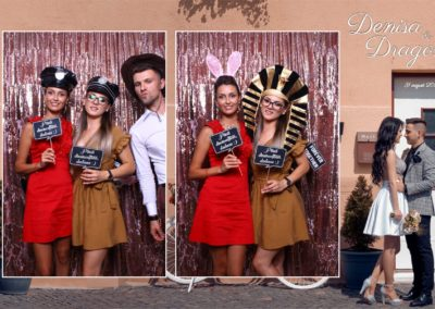 Cabina Foto Showtime - Magic Mirror - Nunta - Denisa & Dragos - Pro Marriage Park Ramnicu Valcea - Event Factory (4)