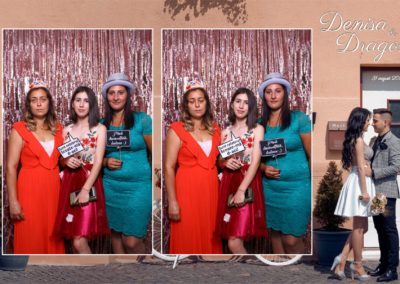 Cabina Foto Showtime - Magic Mirror - Nunta - Denisa & Dragos - Pro Marriage Park Ramnicu Valcea - Event Factory (40)