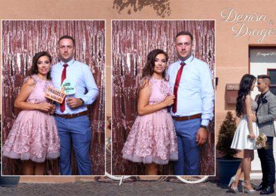 Cabina Foto Showtime - Magic Mirror - Nunta - Denisa & Dragos - Pro Marriage Park Ramnicu Valcea - Event Factory (41)