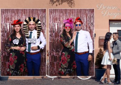Cabina Foto Showtime - Magic Mirror - Nunta - Denisa & Dragos - Pro Marriage Park Ramnicu Valcea - Event Factory (44)