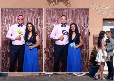 Cabina Foto Showtime - Magic Mirror - Nunta - Denisa & Dragos - Pro Marriage Park Ramnicu Valcea - Event Factory (45)