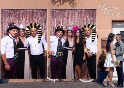 Cabina Foto Showtime - Magic Mirror - Nunta - Denisa & Dragos - Pro Marriage Park Ramnicu Valcea - Event Factory (47)