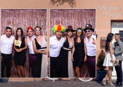 Cabina Foto Showtime - Magic Mirror - Nunta - Denisa & Dragos - Pro Marriage Park Ramnicu Valcea - Event Factory (48)