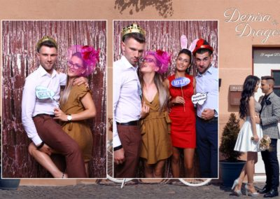 Cabina Foto Showtime - Magic Mirror - Nunta - Denisa & Dragos - Pro Marriage Park Ramnicu Valcea - Event Factory (5)