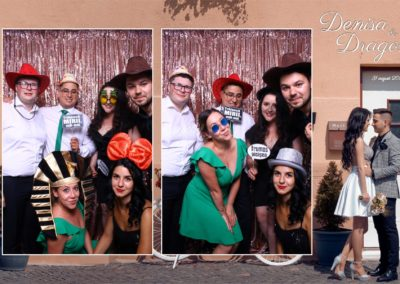 Cabina Foto Showtime - Magic Mirror - Nunta - Denisa & Dragos - Pro Marriage Park Ramnicu Valcea - Event Factory (51)