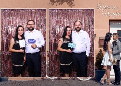 Cabina Foto Showtime - Magic Mirror - Nunta - Denisa & Dragos - Pro Marriage Park Ramnicu Valcea - Event Factory (52)