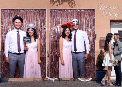 Cabina Foto Showtime - Magic Mirror - Nunta - Denisa & Dragos - Pro Marriage Park Ramnicu Valcea - Event Factory (53)