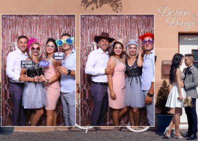 Cabina Foto Showtime - Magic Mirror - Nunta - Denisa & Dragos - Pro Marriage Park Ramnicu Valcea - Event Factory (54)