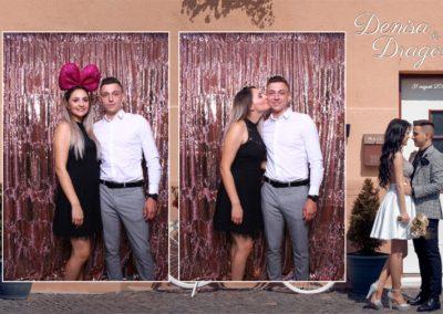 Cabina Foto Showtime - Magic Mirror - Nunta - Denisa & Dragos - Pro Marriage Park Ramnicu Valcea - Event Factory (57)