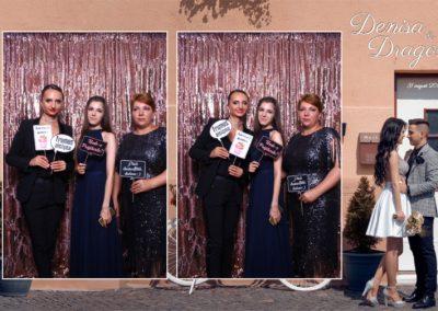 Cabina Foto Showtime - Magic Mirror - Nunta - Denisa & Dragos - Pro Marriage Park Ramnicu Valcea - Event Factory (58)