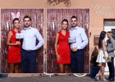 Cabina Foto Showtime - Magic Mirror - Nunta - Denisa & Dragos - Pro Marriage Park Ramnicu Valcea - Event Factory (6)