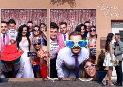 Cabina Foto Showtime - Magic Mirror - Nunta - Denisa & Dragos - Pro Marriage Park Ramnicu Valcea - Event Factory (63)