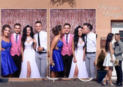Cabina Foto Showtime - Magic Mirror - Nunta - Denisa & Dragos - Pro Marriage Park Ramnicu Valcea - Event Factory (64)