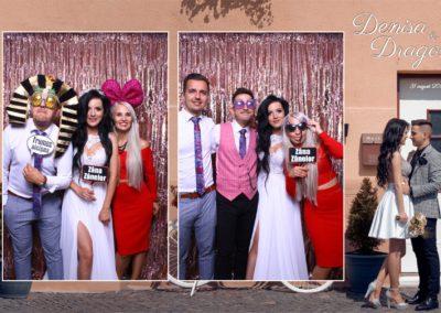 Cabina Foto Showtime - Magic Mirror - Nunta - Denisa & Dragos - Pro Marriage Park Ramnicu Valcea - Event Factory (66)