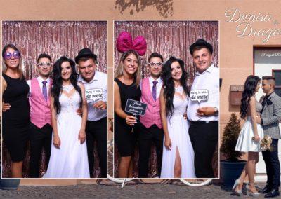 Cabina Foto Showtime - Magic Mirror - Nunta - Denisa & Dragos - Pro Marriage Park Ramnicu Valcea - Event Factory (67)