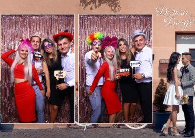 Cabina Foto Showtime - Magic Mirror - Nunta - Denisa & Dragos - Pro Marriage Park Ramnicu Valcea - Event Factory (68)