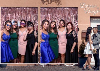 Cabina Foto Showtime - Magic Mirror - Nunta - Denisa & Dragos - Pro Marriage Park Ramnicu Valcea - Event Factory (75)