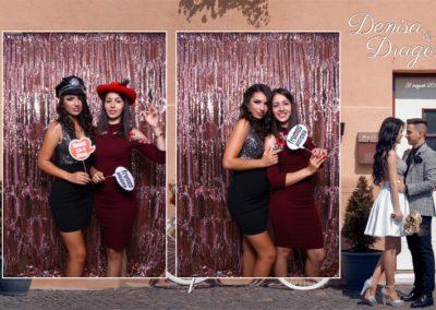 Cabina Foto Showtime - Magic Mirror - Nunta - Denisa & Dragos - Pro Marriage Park Ramnicu Valcea - Event Factory (77)
