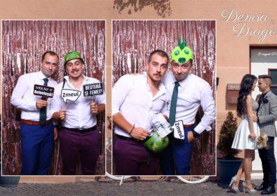 Cabina Foto Showtime - Magic Mirror - Nunta - Denisa & Dragos - Pro Marriage Park Ramnicu Valcea - Event Factory (8)