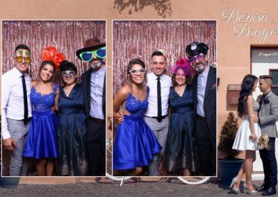 Cabina Foto Showtime - Magic Mirror - Nunta - Denisa & Dragos - Pro Marriage Park Ramnicu Valcea - Event Factory (81)