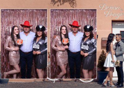 Cabina Foto Showtime - Magic Mirror - Nunta - Denisa & Dragos - Pro Marriage Park Ramnicu Valcea - Event Factory (83)