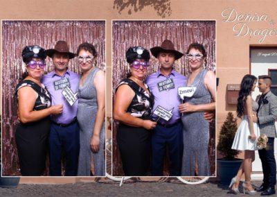 Cabina Foto Showtime - Magic Mirror - Nunta - Denisa & Dragos - Pro Marriage Park Ramnicu Valcea - Event Factory (85)