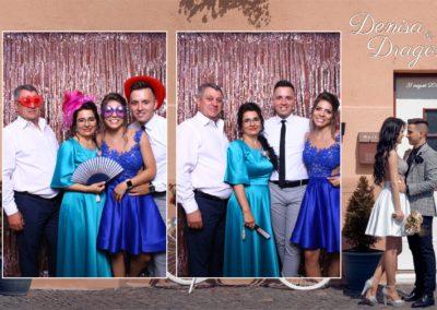 Cabina Foto Showtime - Magic Mirror - Nunta - Denisa & Dragos - Pro Marriage Park Ramnicu Valcea - Event Factory (87)