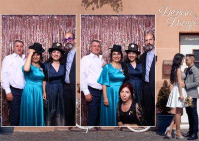Cabina Foto Showtime - Magic Mirror - Nunta - Denisa & Dragos - Pro Marriage Park Ramnicu Valcea - Event Factory (88)