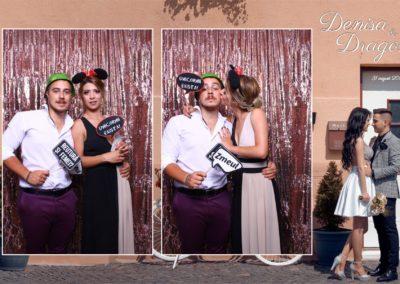 Cabina Foto Showtime - Magic Mirror - Nunta - Denisa & Dragos - Pro Marriage Park Ramnicu Valcea - Event Factory (9)