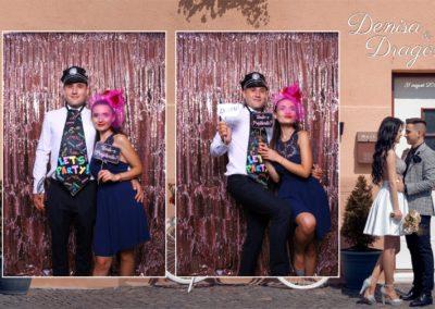 Cabina Foto Showtime - Magic Mirror - Nunta - Denisa & Dragos - Pro Marriage Park Ramnicu Valcea - Event Factory (90)