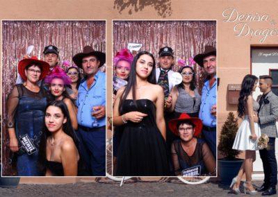 Cabina Foto Showtime - Magic Mirror - Nunta - Denisa & Dragos - Pro Marriage Park Ramnicu Valcea - Event Factory (91)