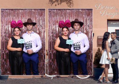 Cabina Foto Showtime - Magic Mirror - Nunta - Denisa & Dragos - Pro Marriage Park Ramnicu Valcea - Event Factory (94)