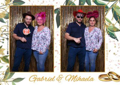 Cabina Foto Showtime - Magic Mirror - Nunta - Gabriel & Mihaela - Crystal Palace Forest Ramnicu Valcea - Event Factory (1)