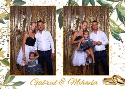 Cabina Foto Showtime - Magic Mirror - Nunta - Gabriel & Mihaela - Crystal Palace Forest Ramnicu Valcea - Event Factory (18)